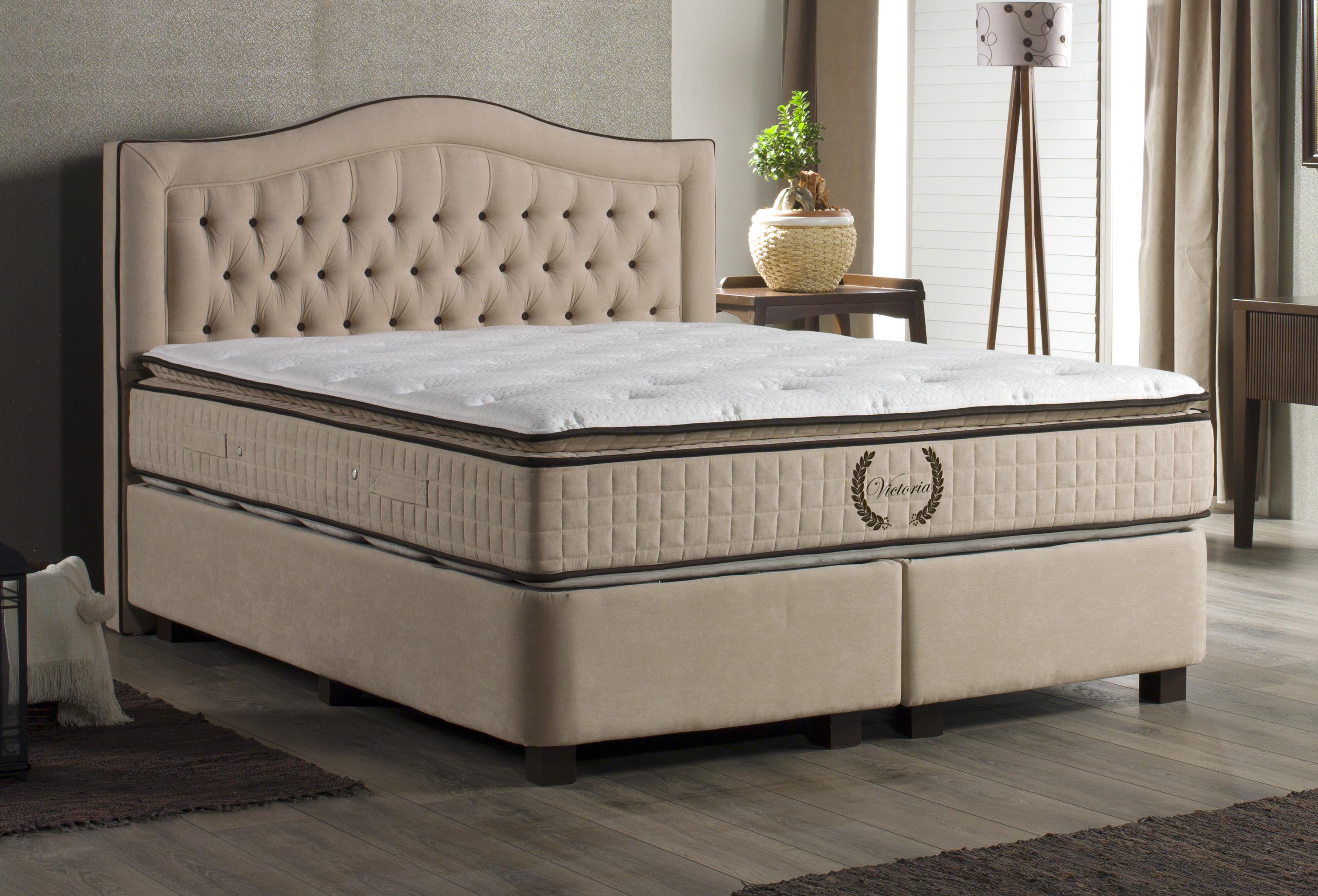 łóżko Kontynentalne Victoria